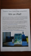 Torpoint Town Council logo competition - win an iPad!