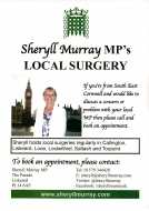 Sheryll Murray MP Surgeries