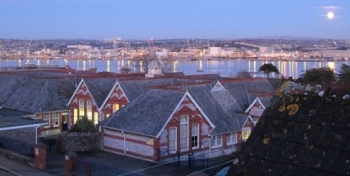Photo Gallery Image - Overlooking Torpoint Nursery & Infant School