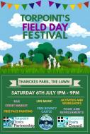Torpoint's Field Day Festival