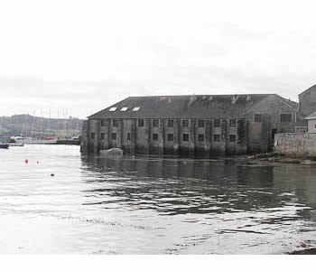 Photo Gallery Image - Views of the waterfront at Torpoint