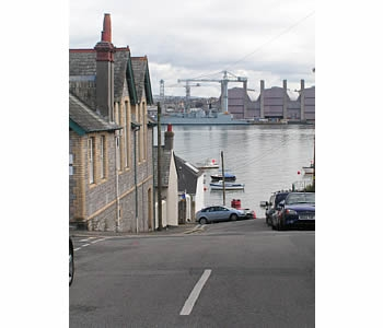 Views of Torpoint