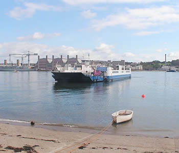 Photo Gallery Image - Views of Torpoint Ferry